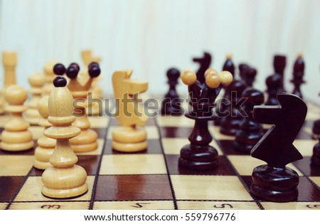 Chess figures #559796776