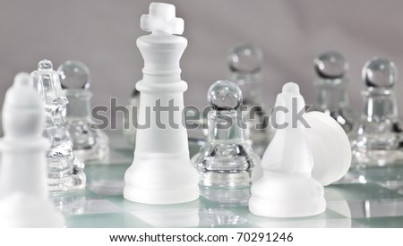 Chess, Game of Strategy