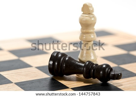 Chess - Game Over