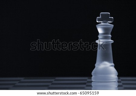 Chess to represents Business or Politic Strategy