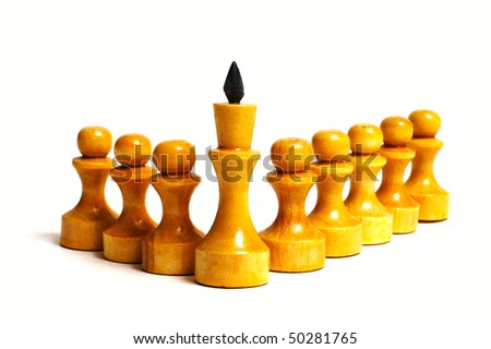 chess white army