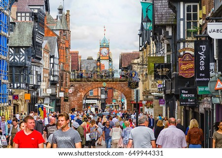 chester  england   august 30 ...