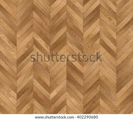 Chevron natural parquet seamless floor texture #402290680