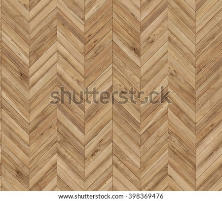 Chevron parquet seamless floor texture #398369476
