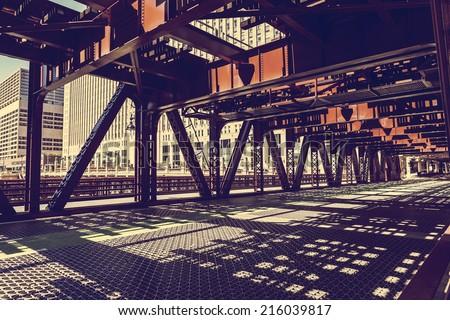 Chicago ストックフォト ©