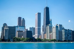 Chicago architecture and scenery