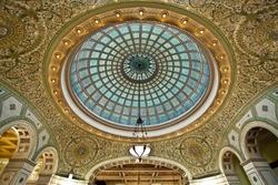 Chicago Cultural Center.