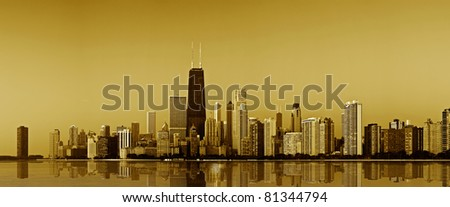 Chicago gold coast.
