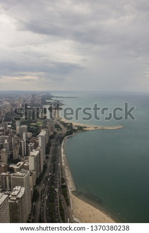 Chicago, Illinois city picture.