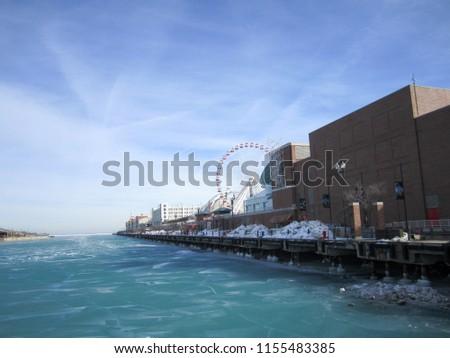 chicago navy pier #1155483385