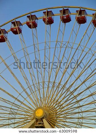 Chicago Navy Pier Wheel