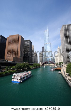 Chicago River, United States