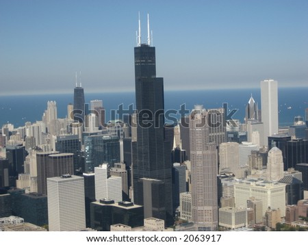chicago skyline #2063917