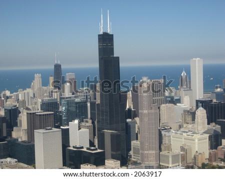 chicago skyline #2063917