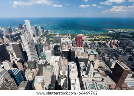 chicago view