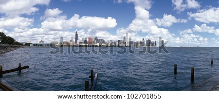Chicago Waterfront, Illinois