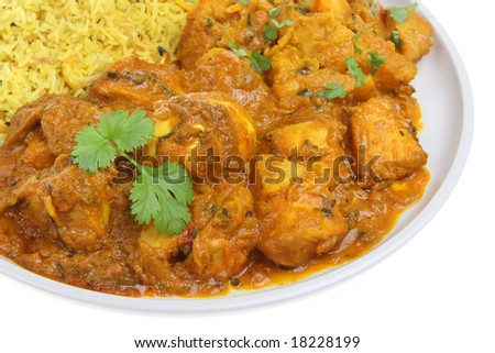 Chicken Curry With Vegetables Chicken Curry With Vegetable