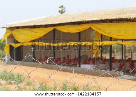 Chicken Farm Business and shelters  in India  #1422184157