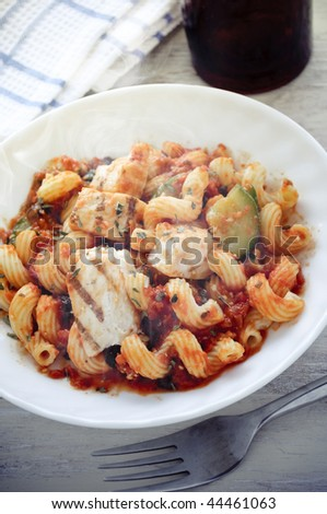 Chicken Pasta Dish