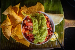 Chifrijo is one the most popular and traditional food in Costa Rica. It is prepared with beans, rice, chicharron, tomato and onion, it could have avocato or guacamole too.