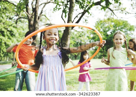 Child Children Childhood Fun Playful Activity Kids Concept #342623387