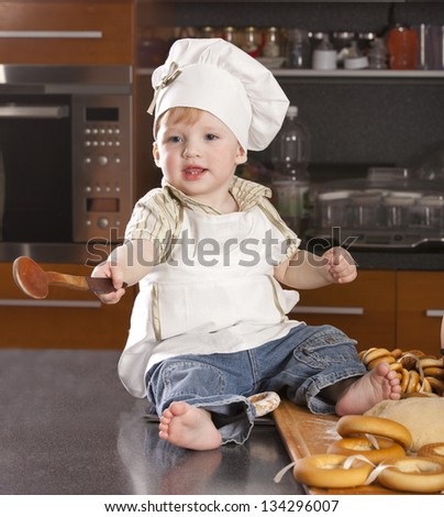 child the cook