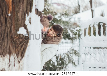 child. winter photos. funny child. boy. cute. baby winter photo in the snow.