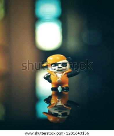 Children play toy  #1281643156