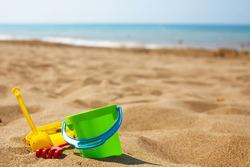 Children's beach toys