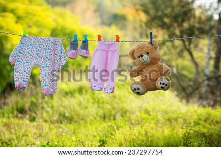 Doggie clothesline coupon