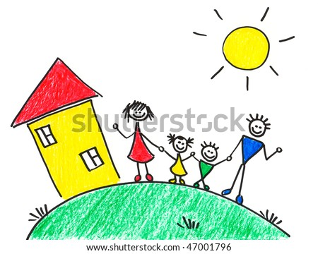 stock-photo-children-s-drawing-of-happy-family-about-small-house-47001796.jpg