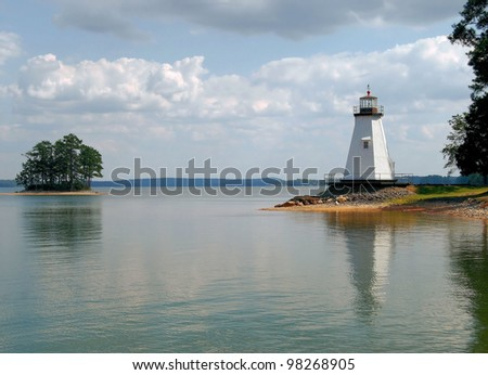 Children'S Harbor On Lake Martin Alabama / Island View ...