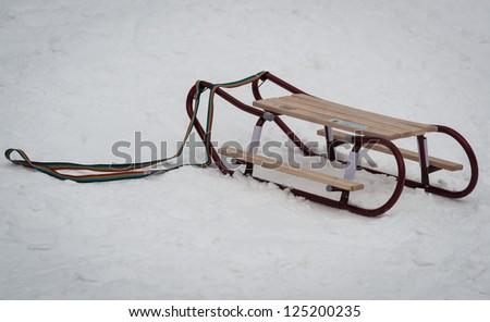 Children's sleigh