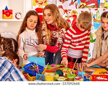 arts education for young children Unlike before, most day care programs today have curricula that are shifted  heavily toward arts because of its significant impact on the growth.