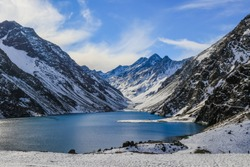 Chile - Los Andes - Travel to Portillo full day