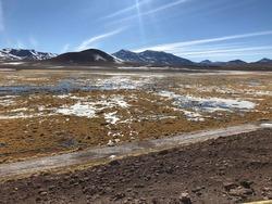 CHILE, VALLE DE LA LUNA, NEVE, SNOW, NATUREZA, NATURE, FÉRIAS, MONTANHAS, MOUNTAIN