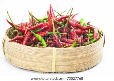 Chili basket