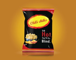 chili chiks packaging products design