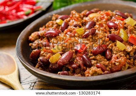Shutterstock Chili Con Carne