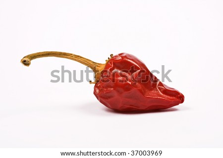 Chili pepper, paprika
