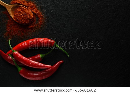 Shutterstock Chili peppers