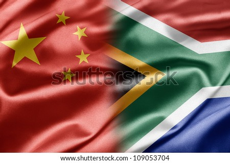 China and South Africa