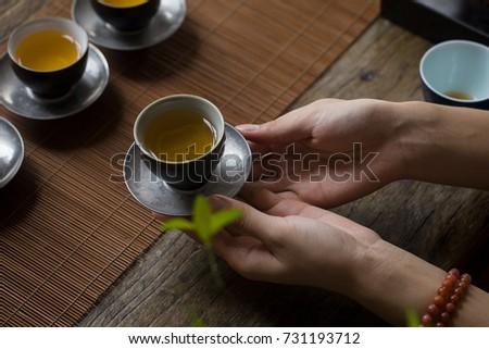 China tea #731193712