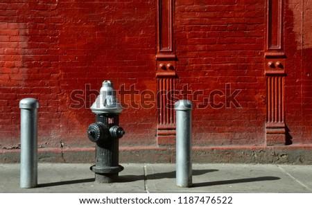 Chinatown, Manhattan, NYC, USA.