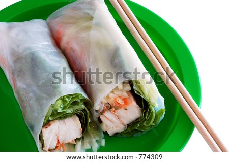 Chinese Chicken roll