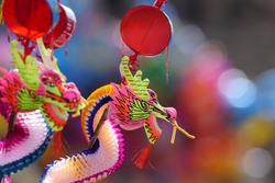 Chinese Dragon toy.