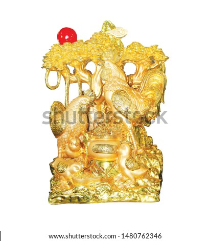 Chinese feng shui items bring luck, fortune and prosperity