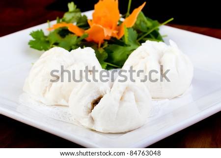 Chinese food:  Dim Sum