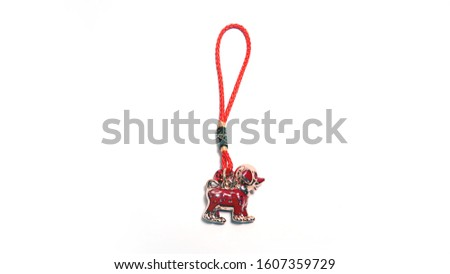 Chinese New Year lucky charms Dog