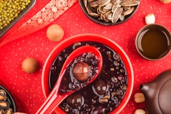Chinese northern cuisine, Laba porridge, eight treasure porridge